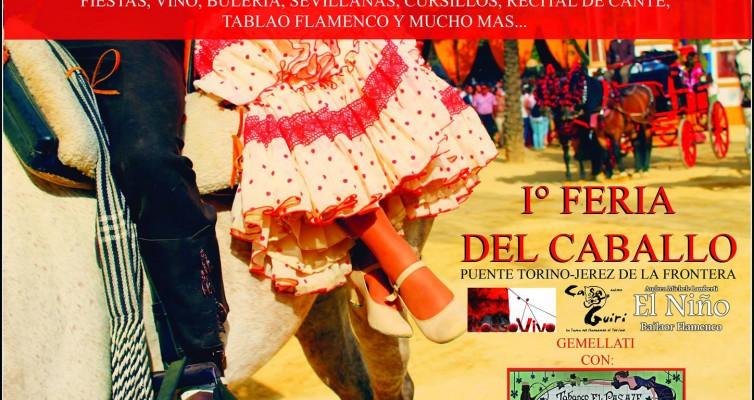 I° Feria del Caballo – Puente Torino – Jerez de la Frontera