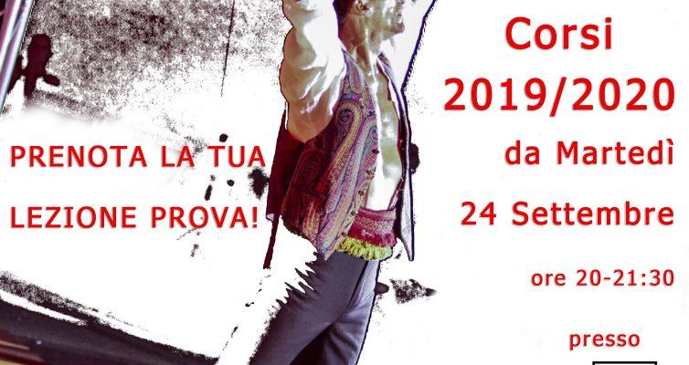CORSI FLAMENCO A TORINO 2019/2020